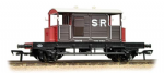 Bachmann Branchline 38-403 SR Brown livery with white roof and red ends